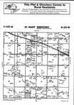 Map Image 007, Waseca County 1999